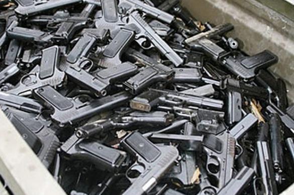 У черкаській поліції впевнені, що суспільство ще не готове носити зброю