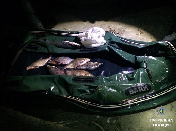На Черкащині спіймали браконьєра