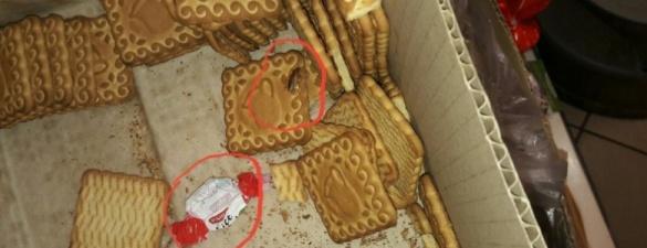 Хліб із тарганом та печіво зі склом. Що черкащани знаходять у продуктових покупках?