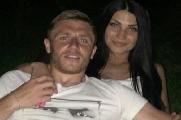 Відомий український футболіст одружився на черкащанці