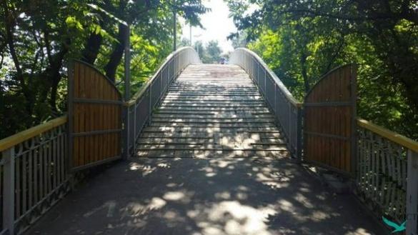 Через постійні самогубства на черкаському мосту кохання хочуть встановити додаткову огорожу