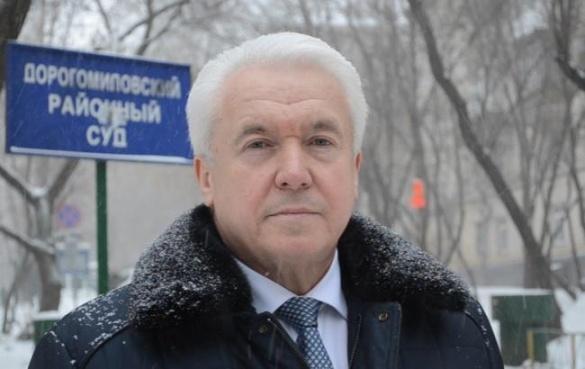 Екс-мер Черкас заявив, що фінансує мітингувальників під Верховною Радою