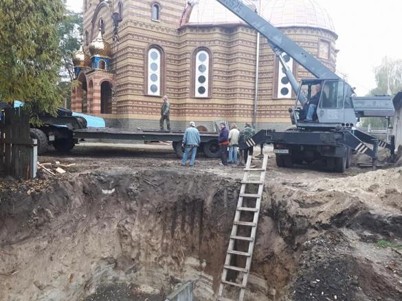 """""""На туалет це не схоже"""", – Стойко про скандальне будівництво в черкаському парку"""