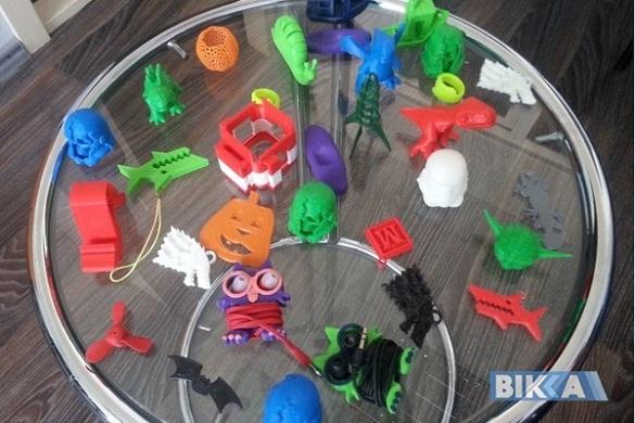 Черкащани виготовляють унікальні речі за допомогою 3D-принтера