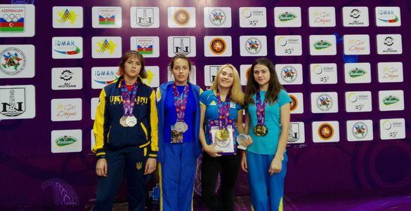 Черкащанка стала чемпіонкою світу з панкратіону