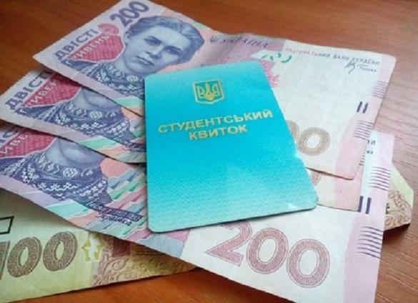 Черкаським студентам підвищать стипендію