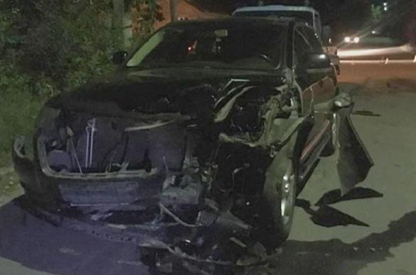 Викрав автівку та розбив її: на Черкащині п'яний працівник СТО спричинив ДТП