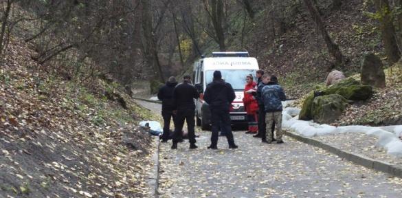 Стали відомі подробиці самогубства у черкаському парку