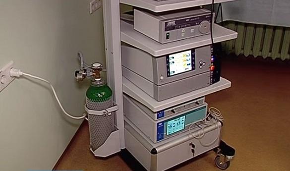 У обласному онкодиспансері з'явилося сучасне європейське обладнання (ВІДЕО)