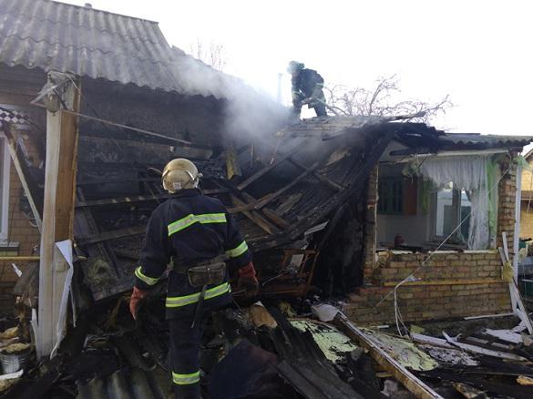 На Черкащині у житловому будинку стався вибух: є постраждалі (ВІДЕО)