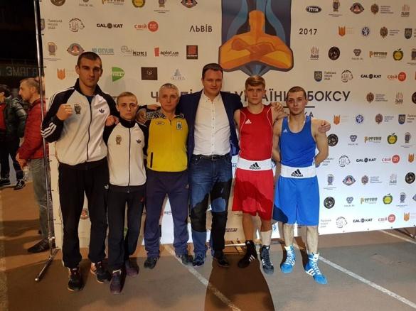 Боксери із Черкащини здобули історичний результат