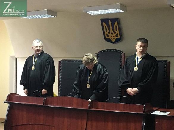 Суд визначив запобіжний захід підозрюваним у вбивстві Сергієнка