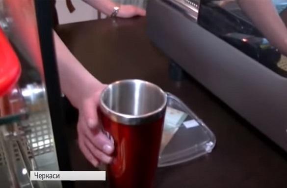 До кав'ярні з власним горнятком: у Черкасах екоакція перетворилася на справжній тренд (ВІДЕО)