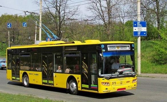 У наступному році у Черкасах побільшає тролейбусів