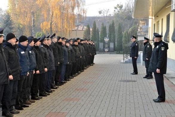 Поліцейська ротація: загін черкаських правоохоронців попрямував на Схід (ВІДЕО)