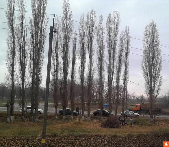 У Черкаській області знайшли тіло чоловіка