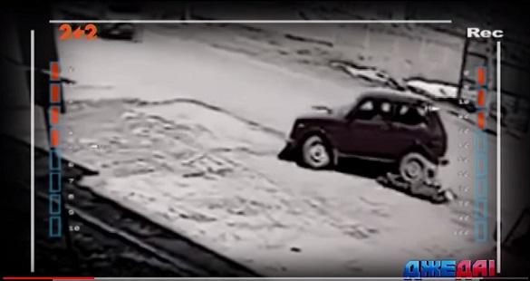 На Черкащині пара пенсіонерів потрапила під колеса автомобіля (ВІДЕО)