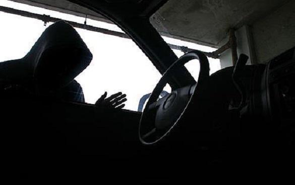 У Черкаській області затримали автовикрадача