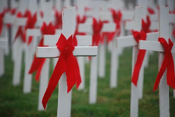 Стало відомо, скільки черкащан померли від СНІДу за 20 років