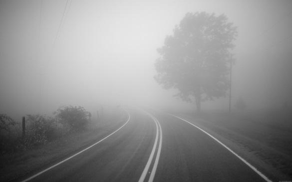 До уваги водіїв: у Черкаській області очікується туман