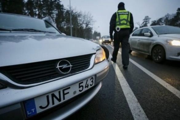 Черкаські водії на єврономерах