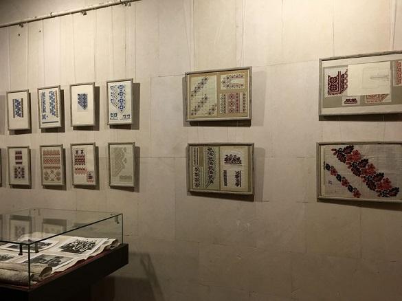 У Черкасах відкрилася виставка унікальної вишивки