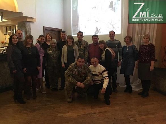 Черкаських волонтерів нагородили відзнаками Президента (ФОТО)