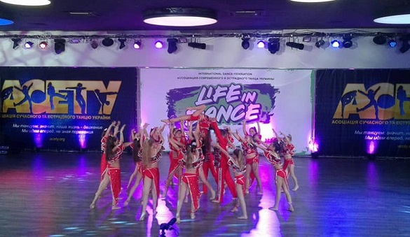 Черкаські танцюристи привезли з Європи низку нагород