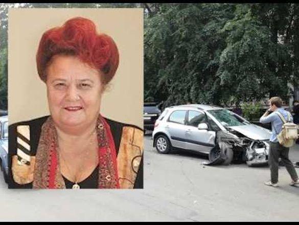 У Черкасах винесли вирок екс-проректору ЧНУ, яка насмерть збила жінку та протаранила п'ять автівок