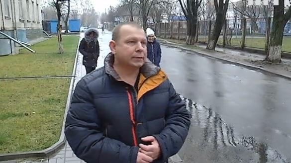 На Черкащині поліція жорстоко обійшлася з ветераном АТО з інвалідністю (ВІДЕО)