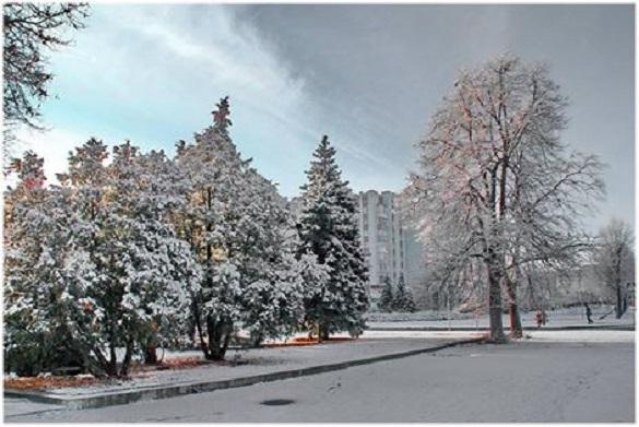 Якою буде погода на Черкащині?
