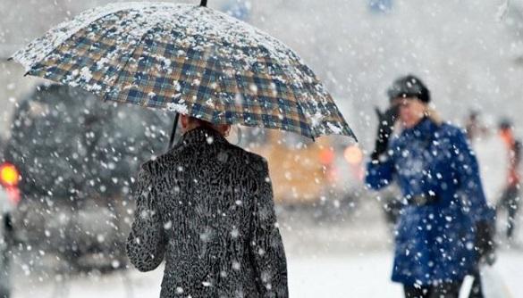 Ожеледь та опади: якою буде погода у Черкаській області