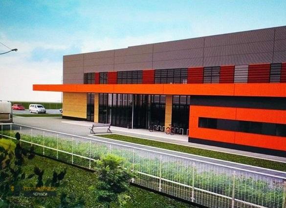Баскетбол за 90 мільйонів: яким буде новий Палац спорту в Черкасах