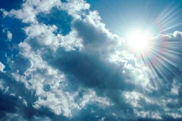 Сьогодні температура повітря на Черкащині побила рекорд