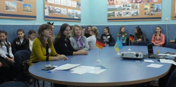 У Черкасах пройшов фестиваль німецької мови