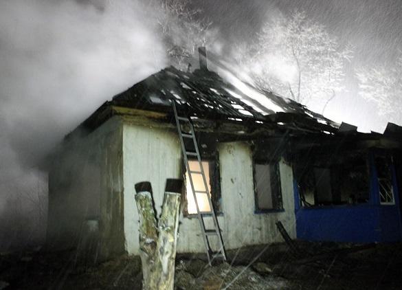 Стали відомі подробиці жахливої пожежі на Черкащині, у якій загинуло четверо дітей