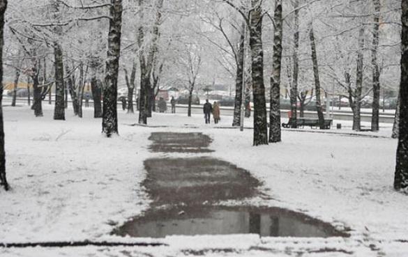 Посиляться морози: якою буде погода у Черкаській області