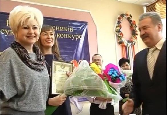 У Черкасах визначили кращого вчителя року