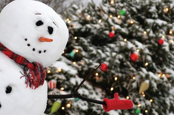 Свято наближається: чи варто черкащанам чекати снігу на Новий рік?