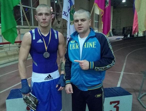 Черкаський боксер здобув срібну нагороду на всеукраїнському турнірі