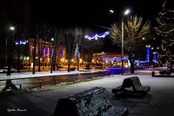 Патрульні Черкас розповіли, чи спокійною видалася новорічна ніч у місті