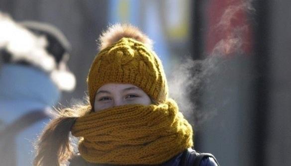 На Черкащину завітала зимова погода