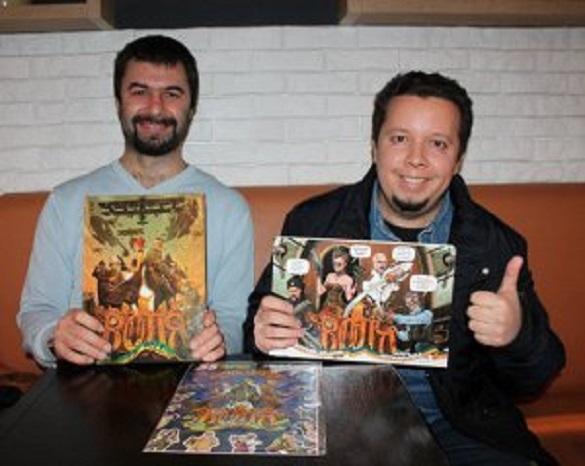 У найпопулярнішому українському коміксі опишуть події на Черкащині