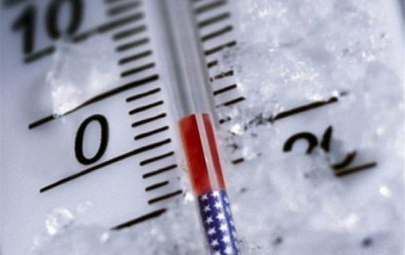 Температура повітря на Черкащині продовжить падати