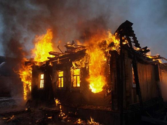 У Черкаській області під час пожежі загинула людина