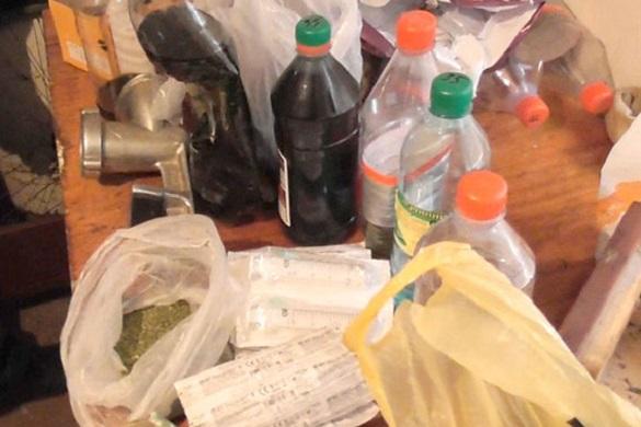 На Черкащині у чоловіка виявили цілий склад наркотиків