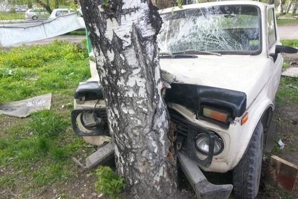 На Черкащині сталася смертельна ДТП: легковик в'їхав у дерево
