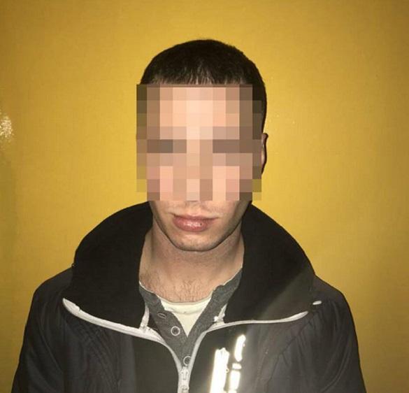 У Черкасах спіймали злочинця, який напав на жінку