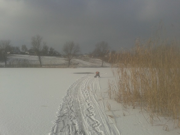 На Черкащині загинув чоловік, який провалився під крихкий лід