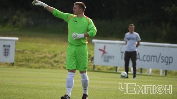 Черкаський футболіст став майстром спорту України